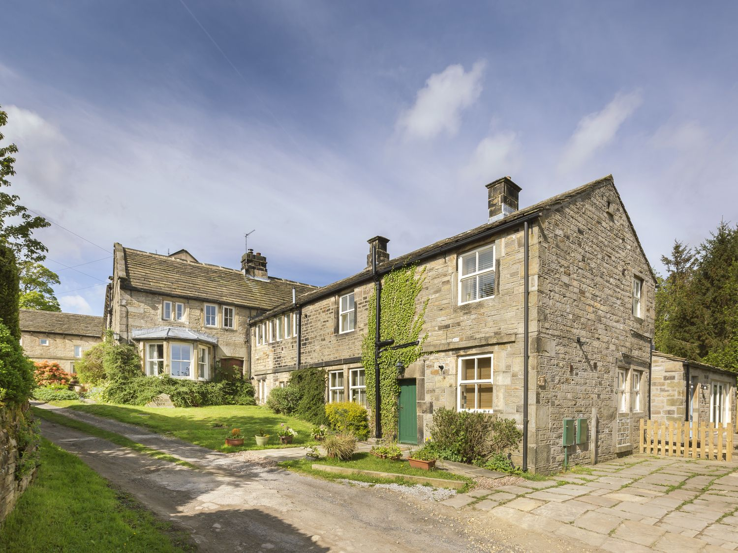 Bray Cottage - Peak District - 1883 - photo 1