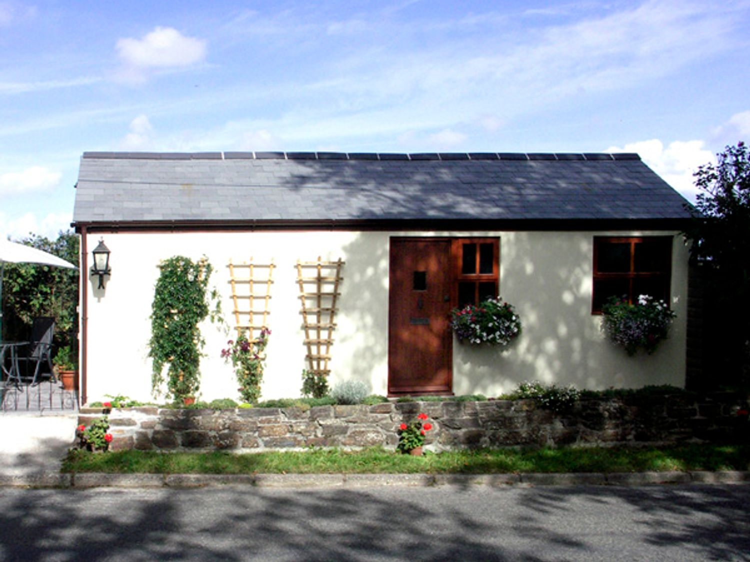 Palmers Lodge, Cornwall