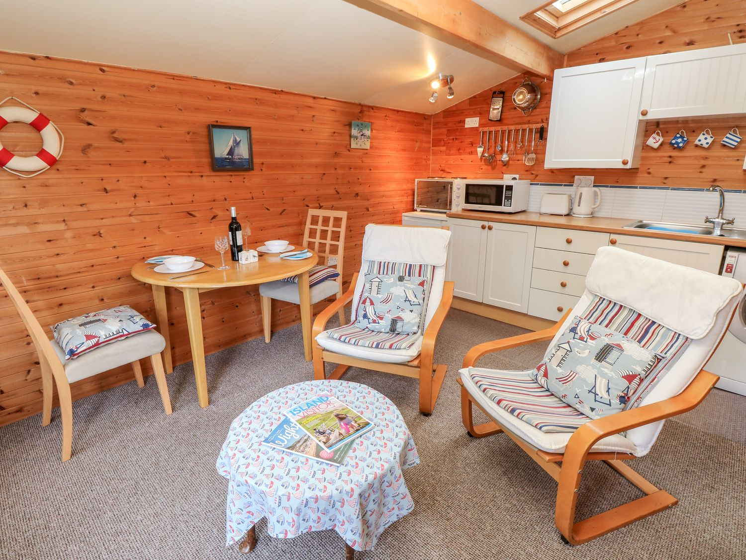 The Chalet, Isle of Wight