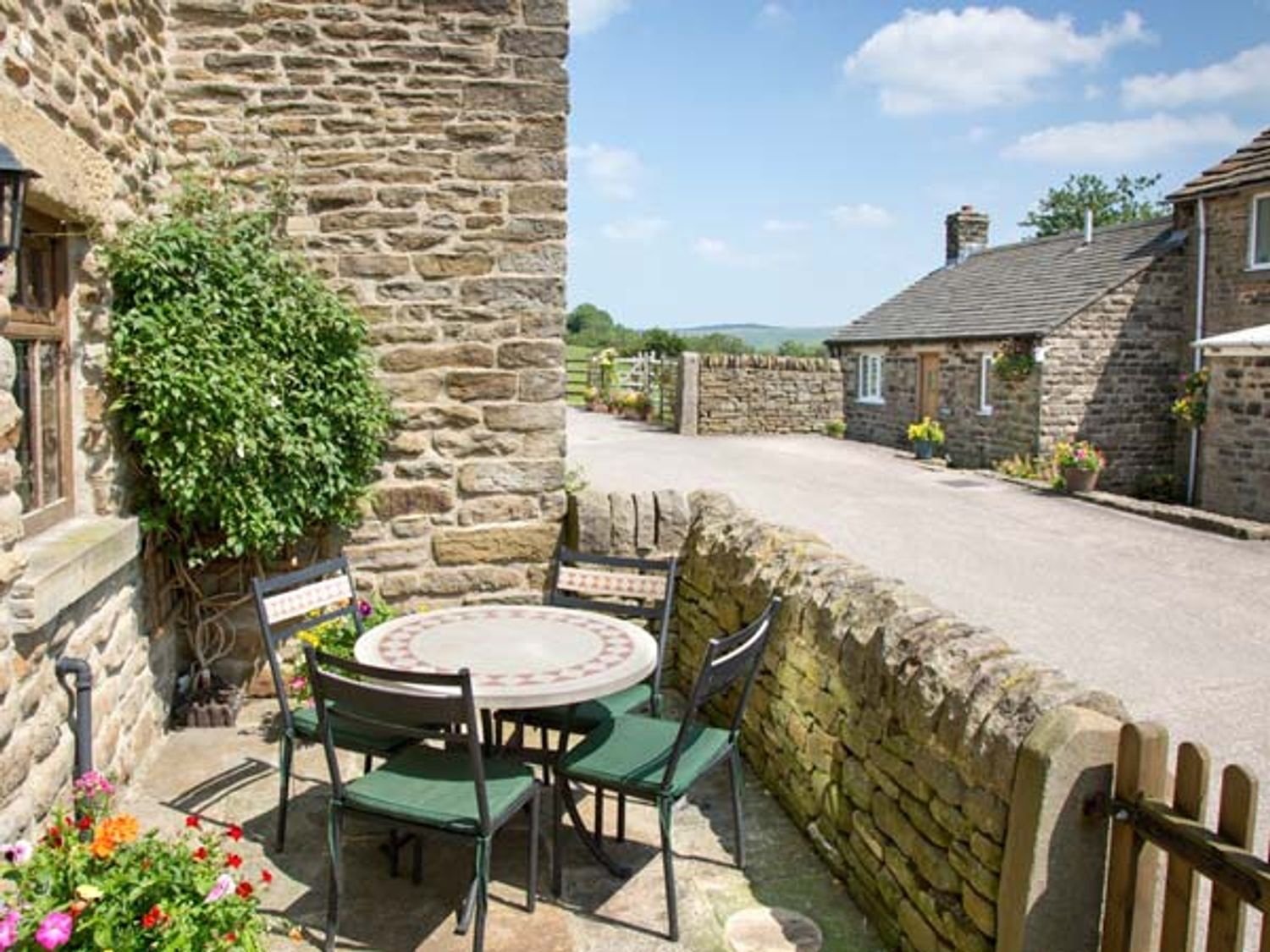 Midfeather Cottage, Peak District