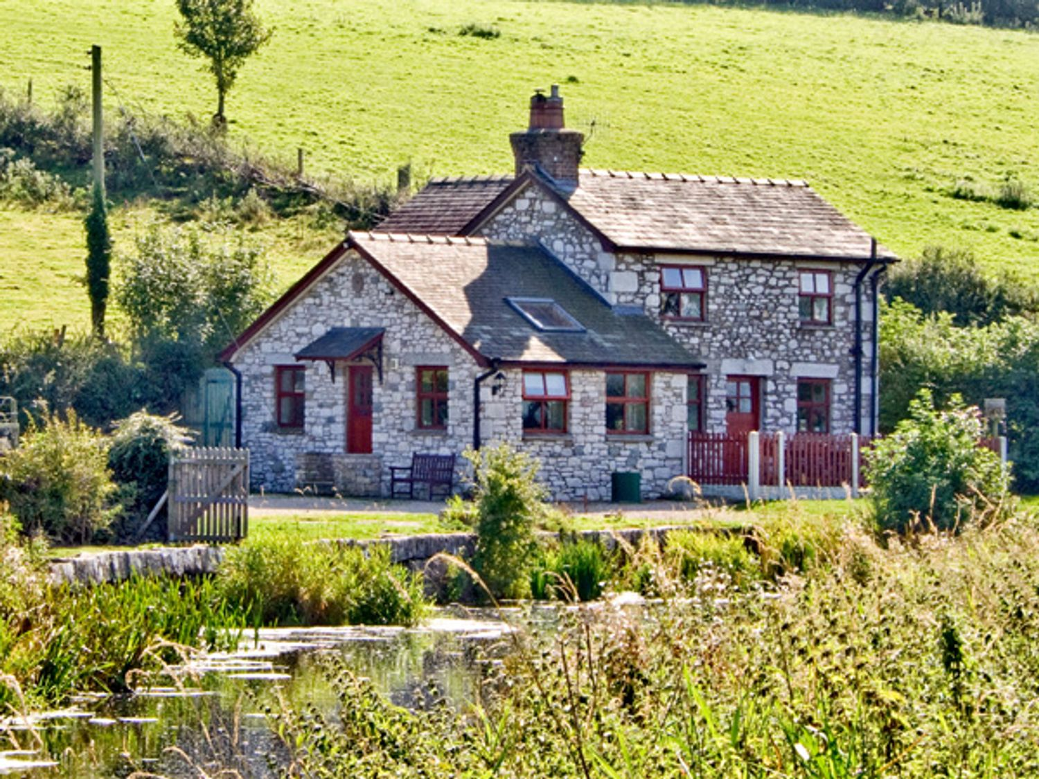 Wharf Cottage - Lake District - 2200 - photo 1