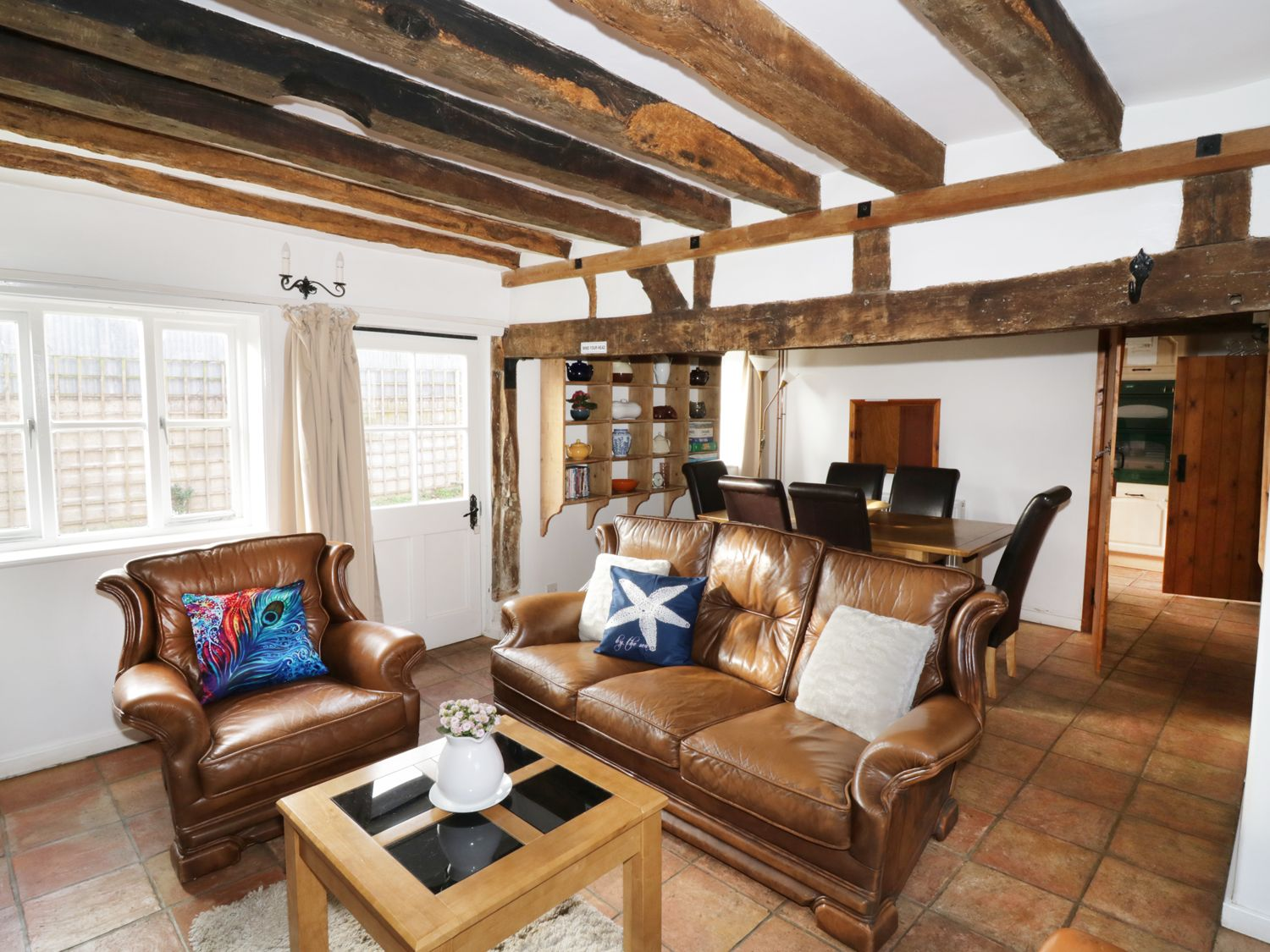 Holiday Cottages in Suffolk: St, Michael's Cottage, South Elmham | sykescottages.co.uk