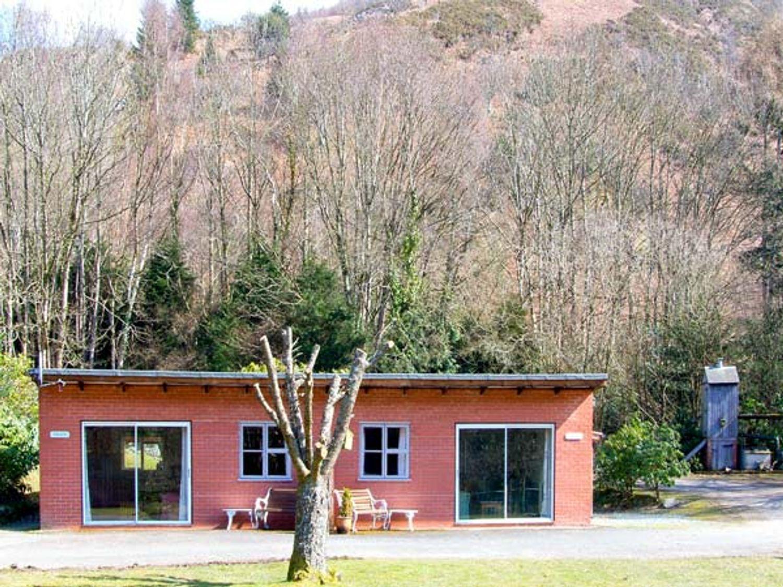 Salmon Cottage, Wales
