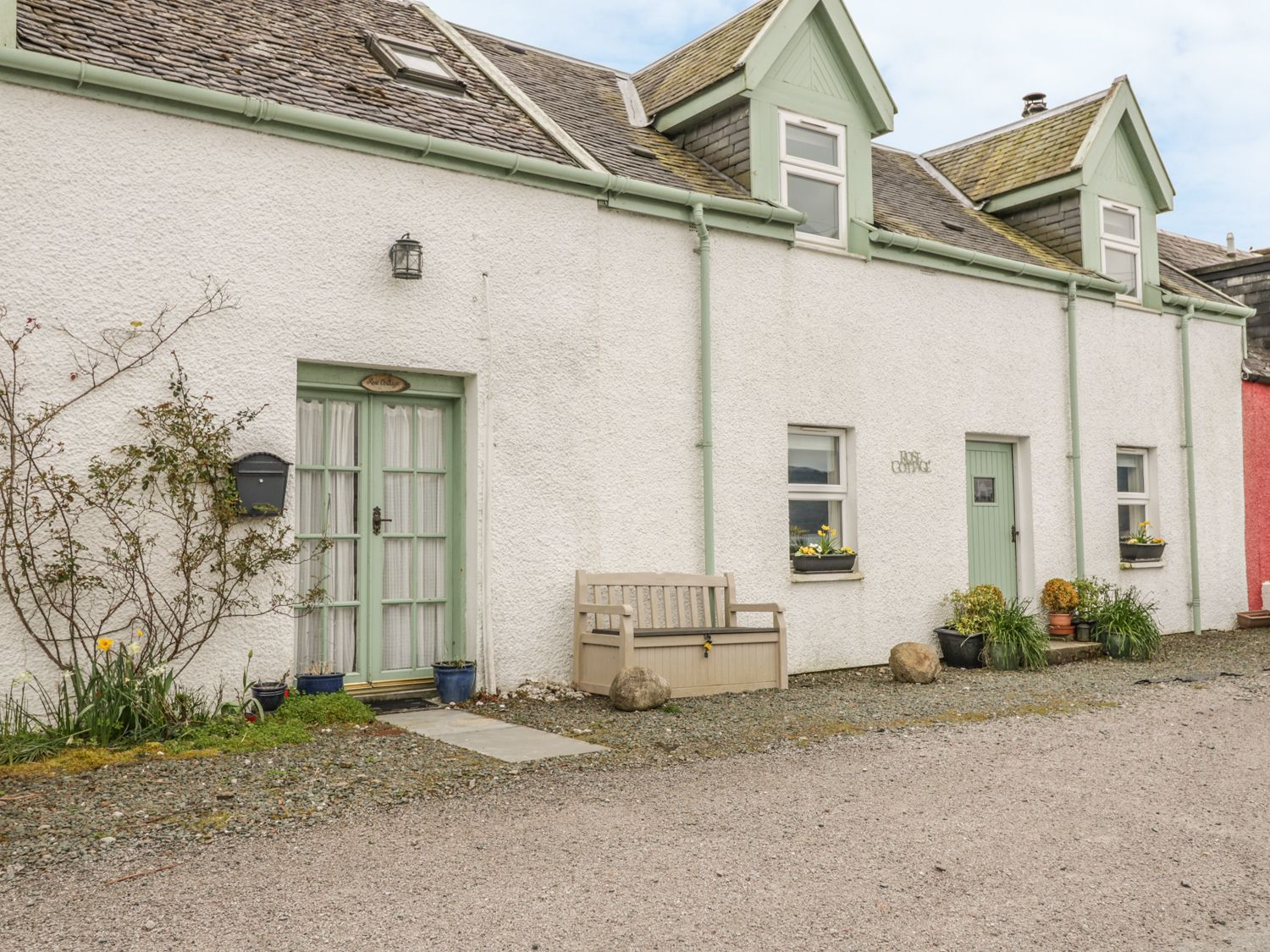 Rose Cottage - Scottish Highlands - 24071 - photo 1