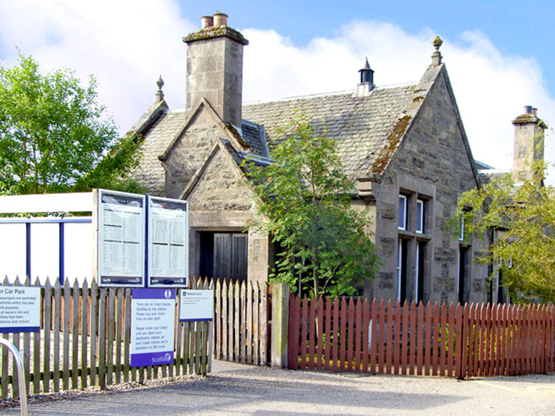 The Old Station - Scottish Highlands - 2551 - photo 1