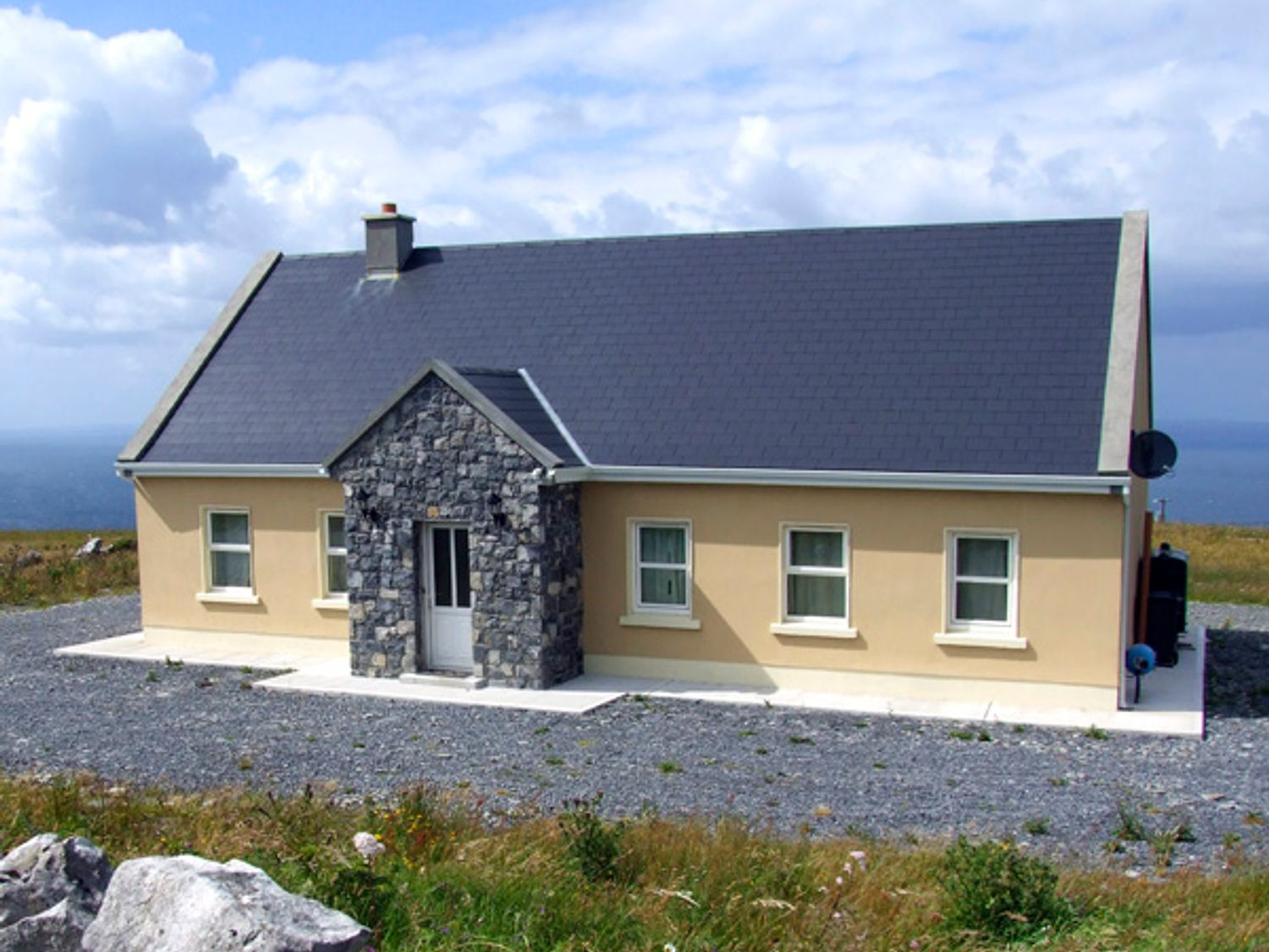 View of the Burren - County Clare - 2605 - photo 1