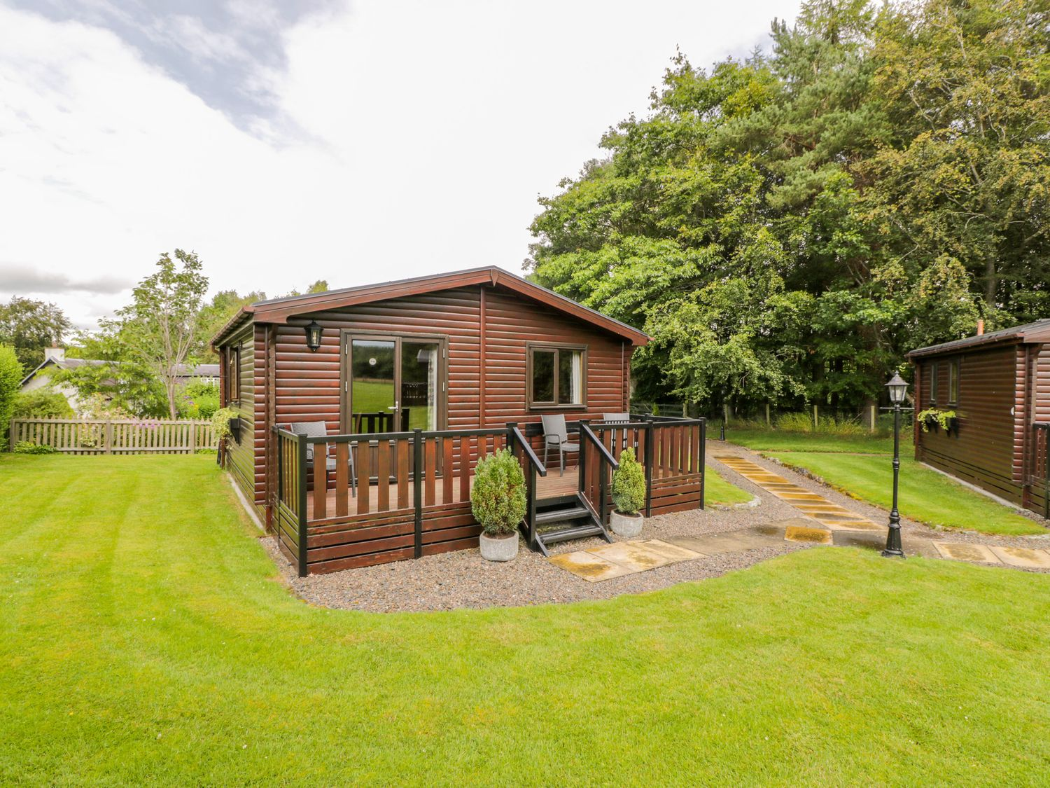 The Spinney Lodge, Scottish Borders
