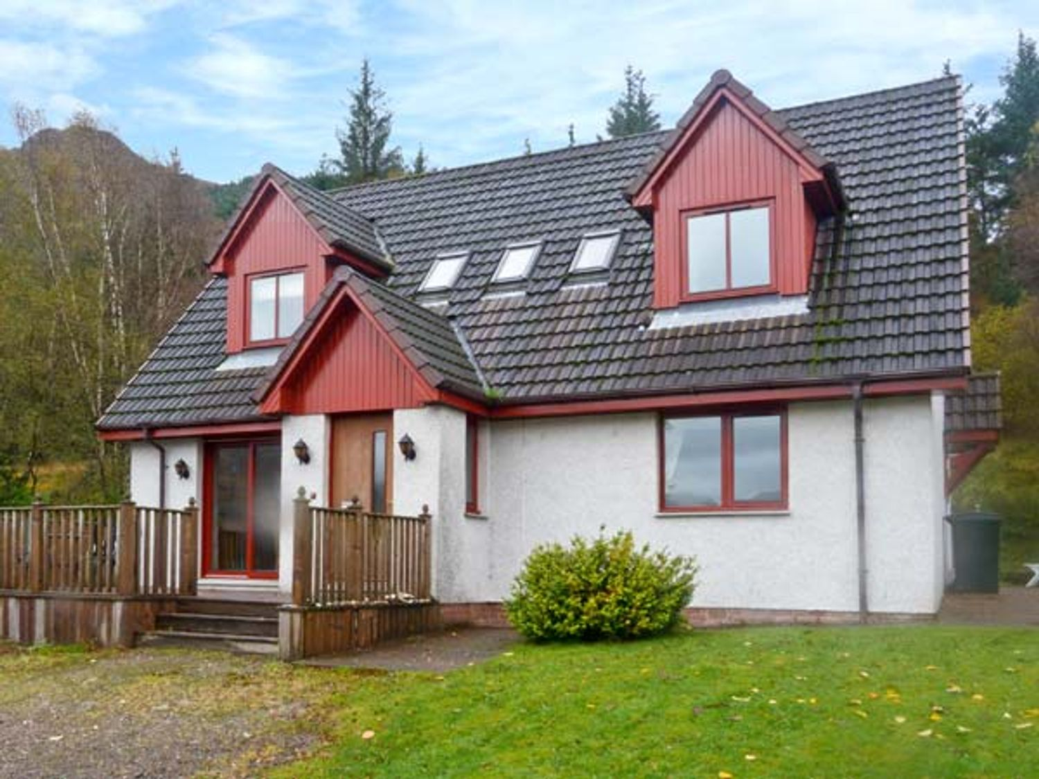 Silver Birch Lodge - Scottish Highlands - 28024 - photo 1