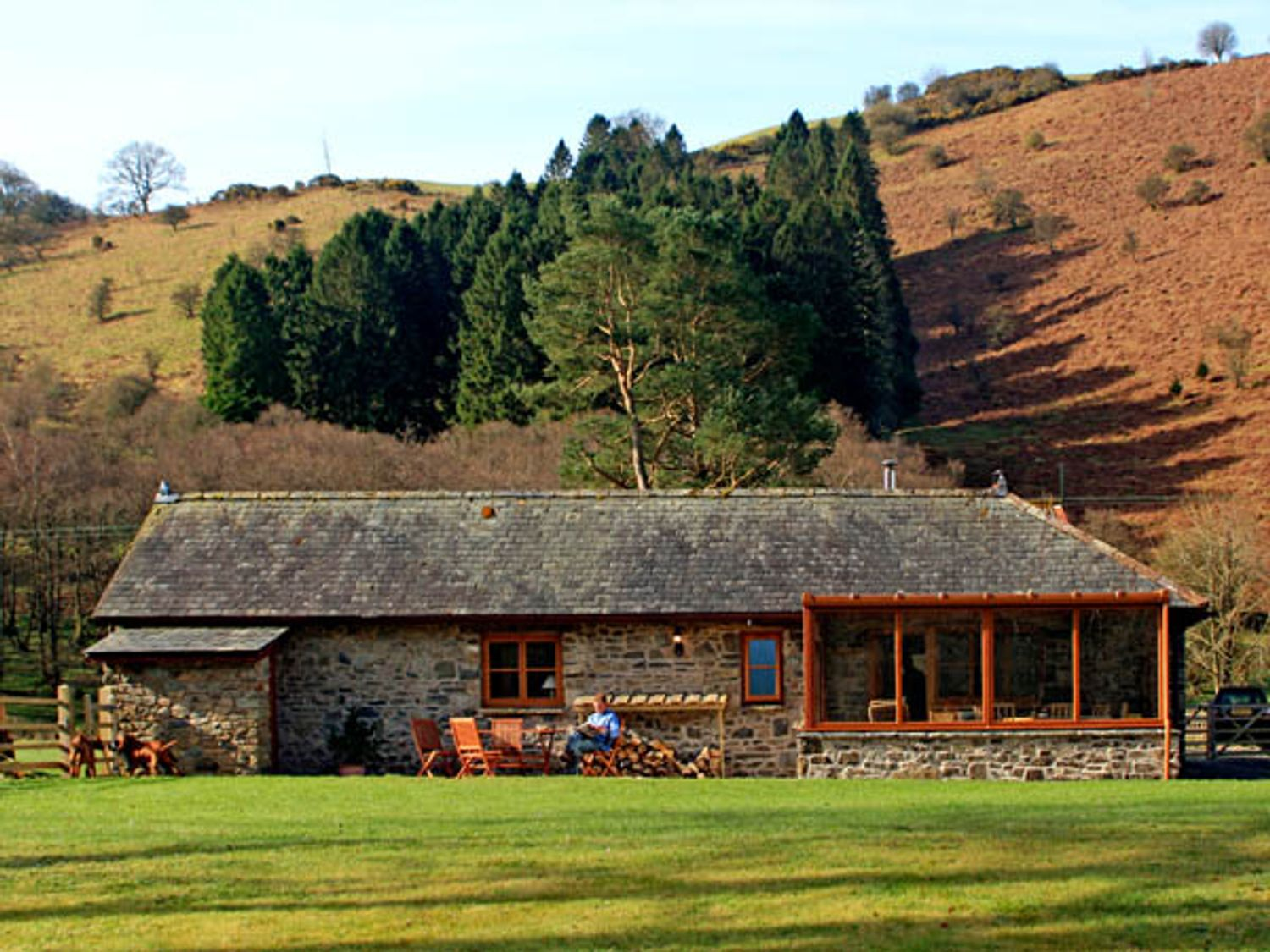 Crych Du - Mid Wales - 2940 - photo 1