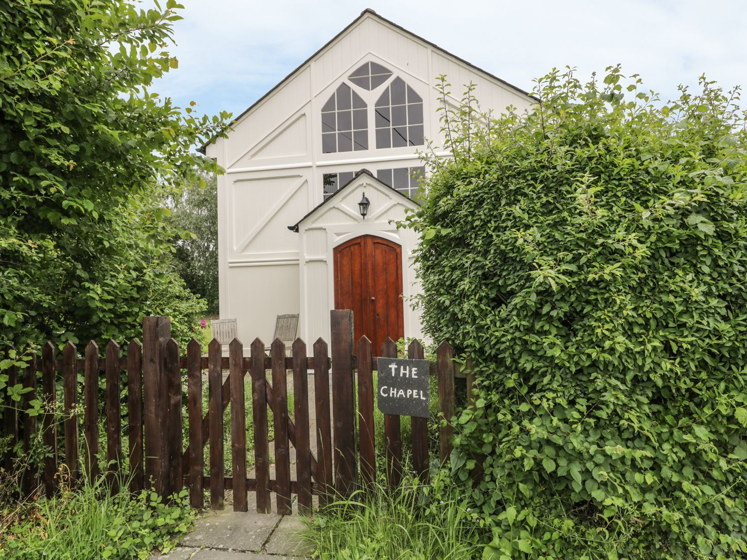 The Old Chapel, Huntingford