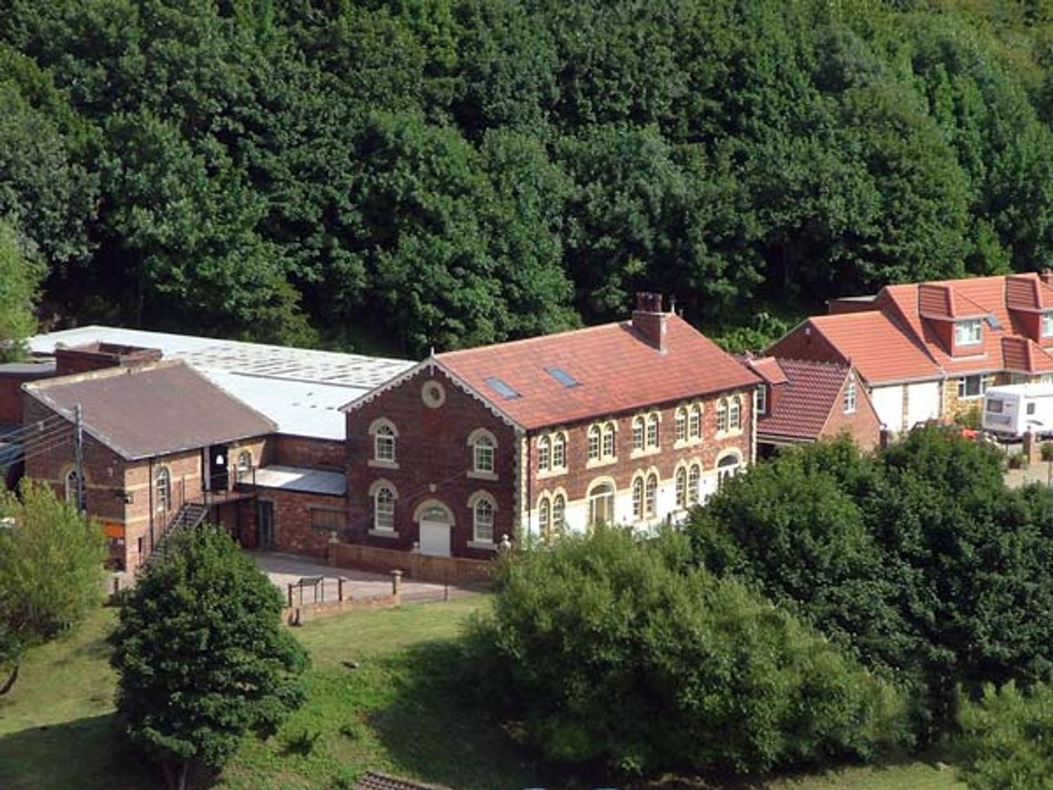 The Power House, North York Moors And Coast