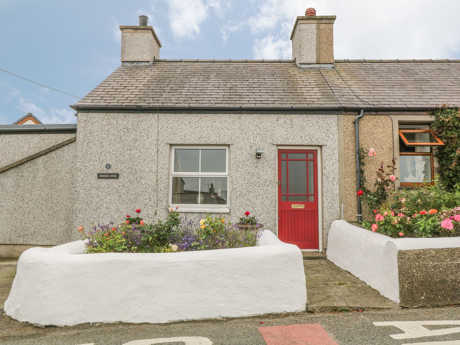 Simdda Wen Cottage - Anglesey - 30010 - photo 1