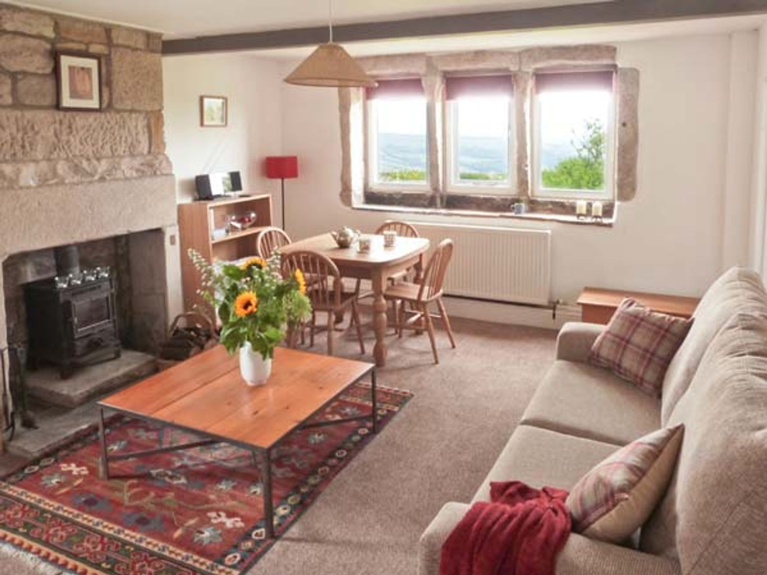 Knowle Lodge, Yorkshire Dales