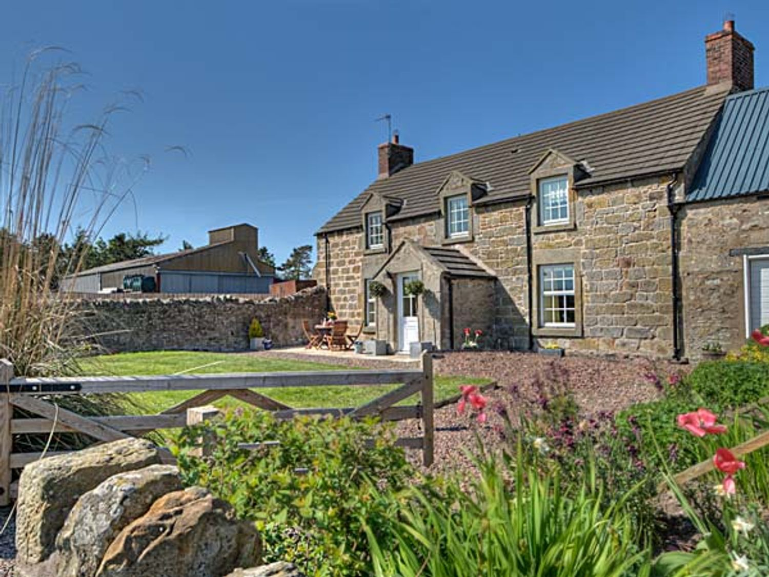 The Old Farmhouse - Northumberland - 3520 - photo 1