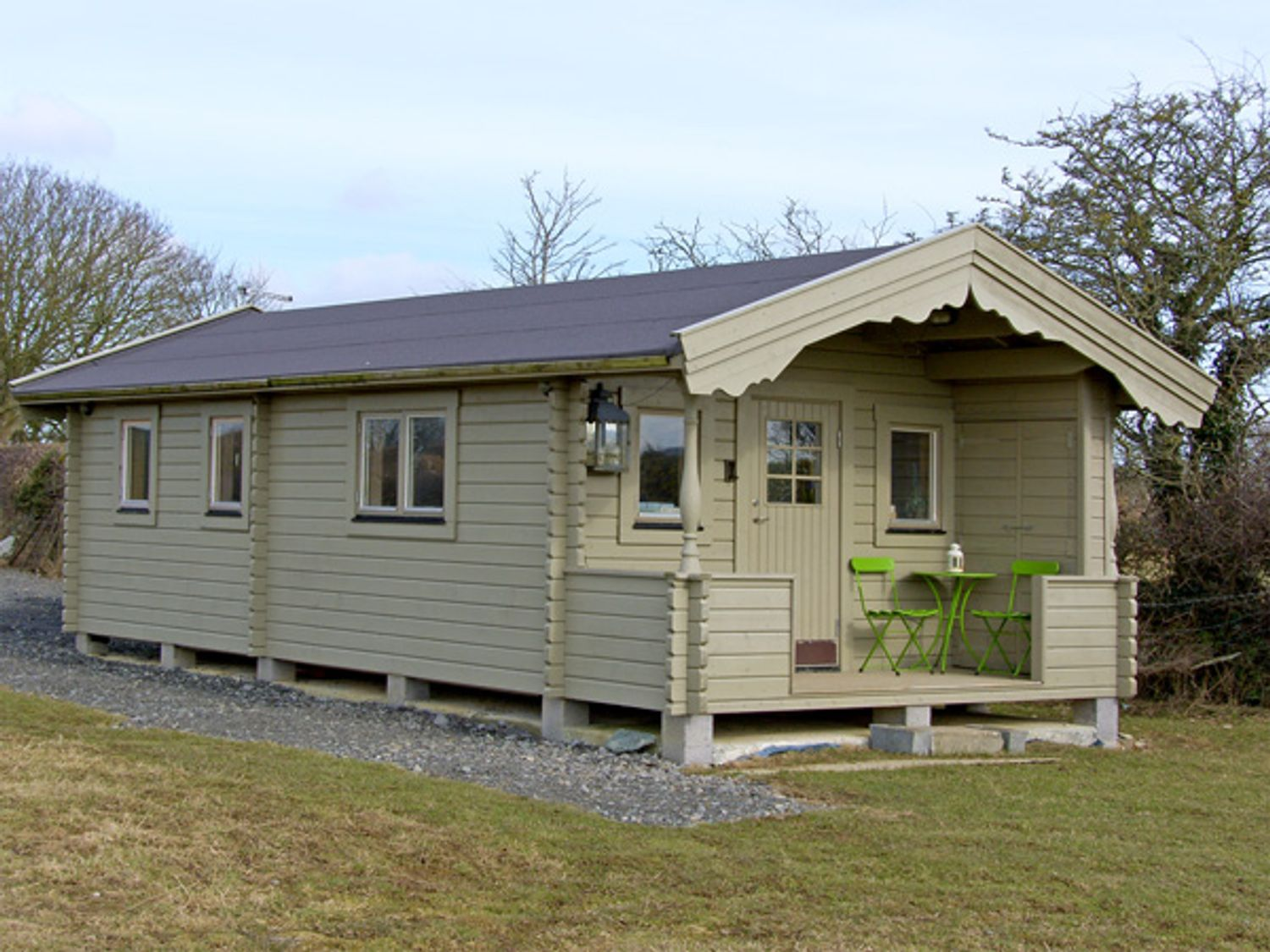 The Cabin - Anglesey - 3861 - photo 1