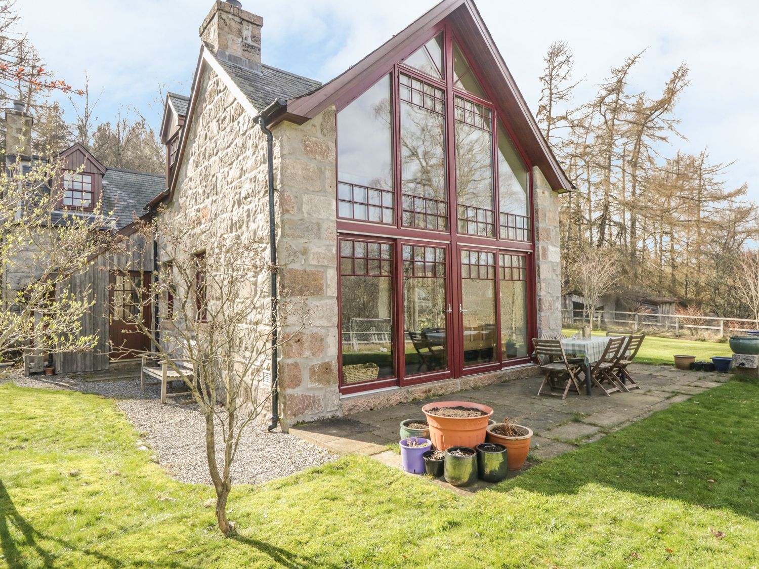 Birch Cottage - Scottish Highlands - 4052 - photo 1