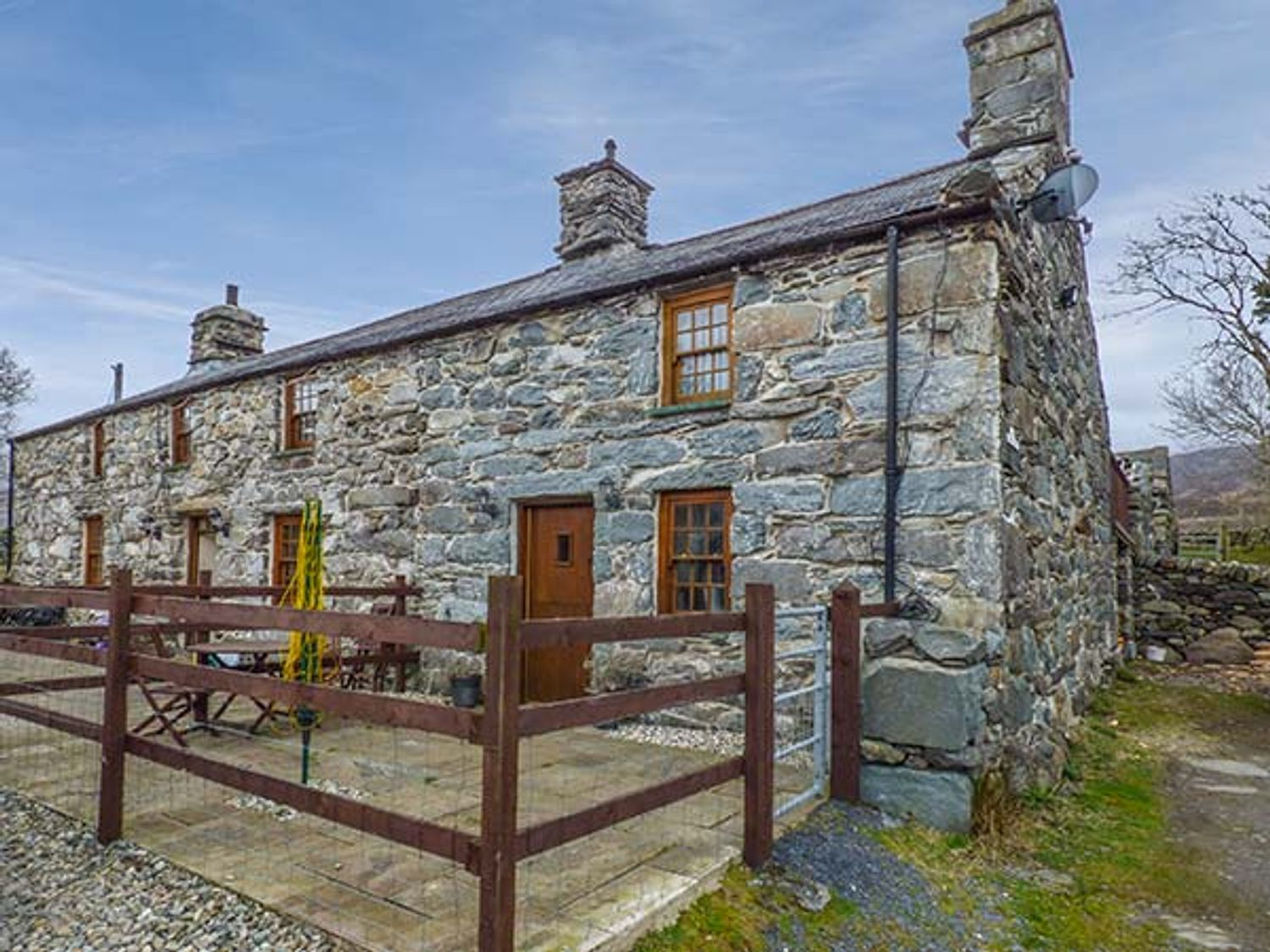 Cwm Yr Afon Cottage - North Wales - 4166 - photo 1