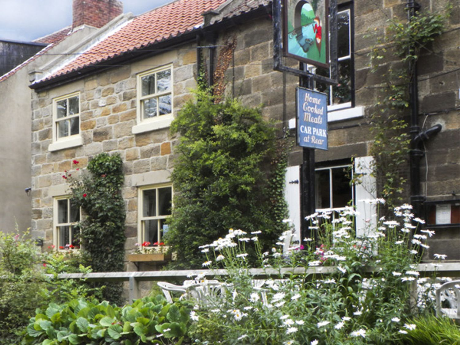 River Cottage, North York Moors And Coast