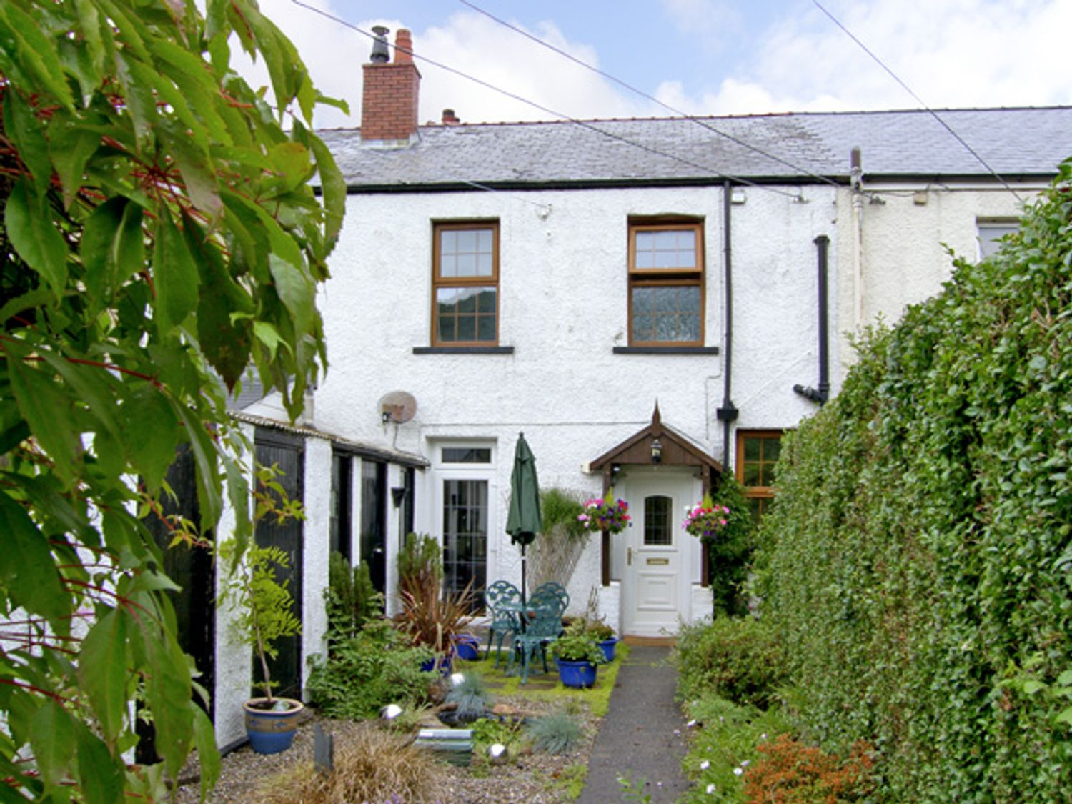 Railway Cottage - North Wales - 4268 - photo 1