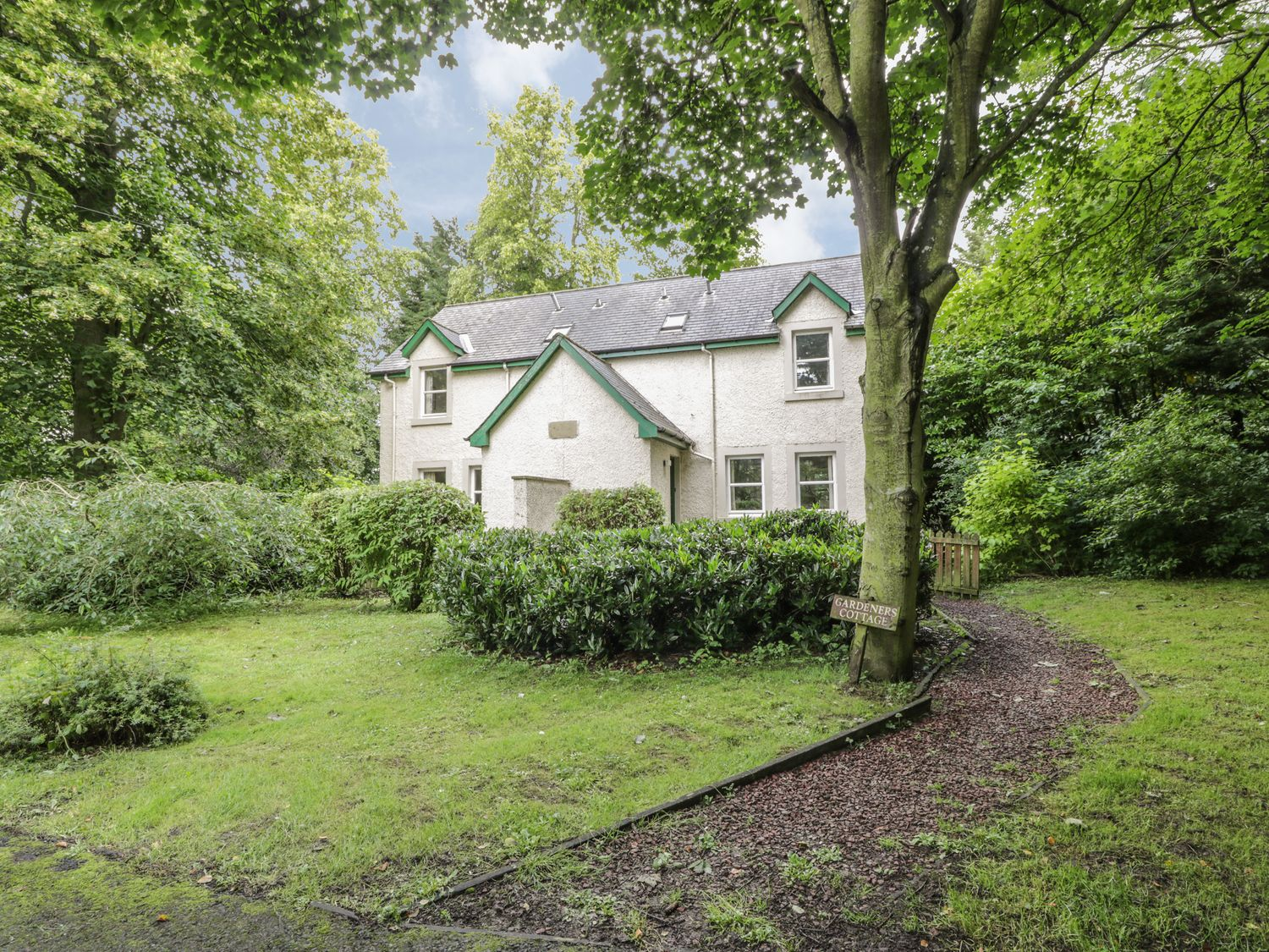 Gardener's Cottage - Scottish Lowlands - 4276 - photo 1