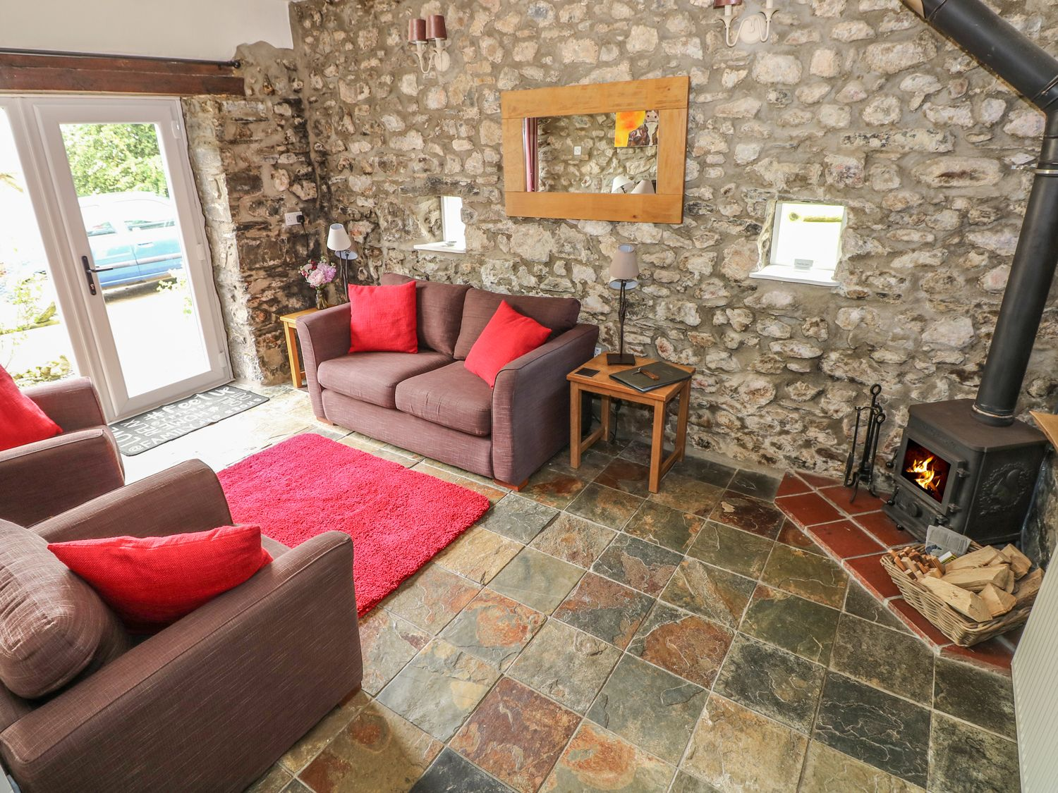 The Coach House, Wales