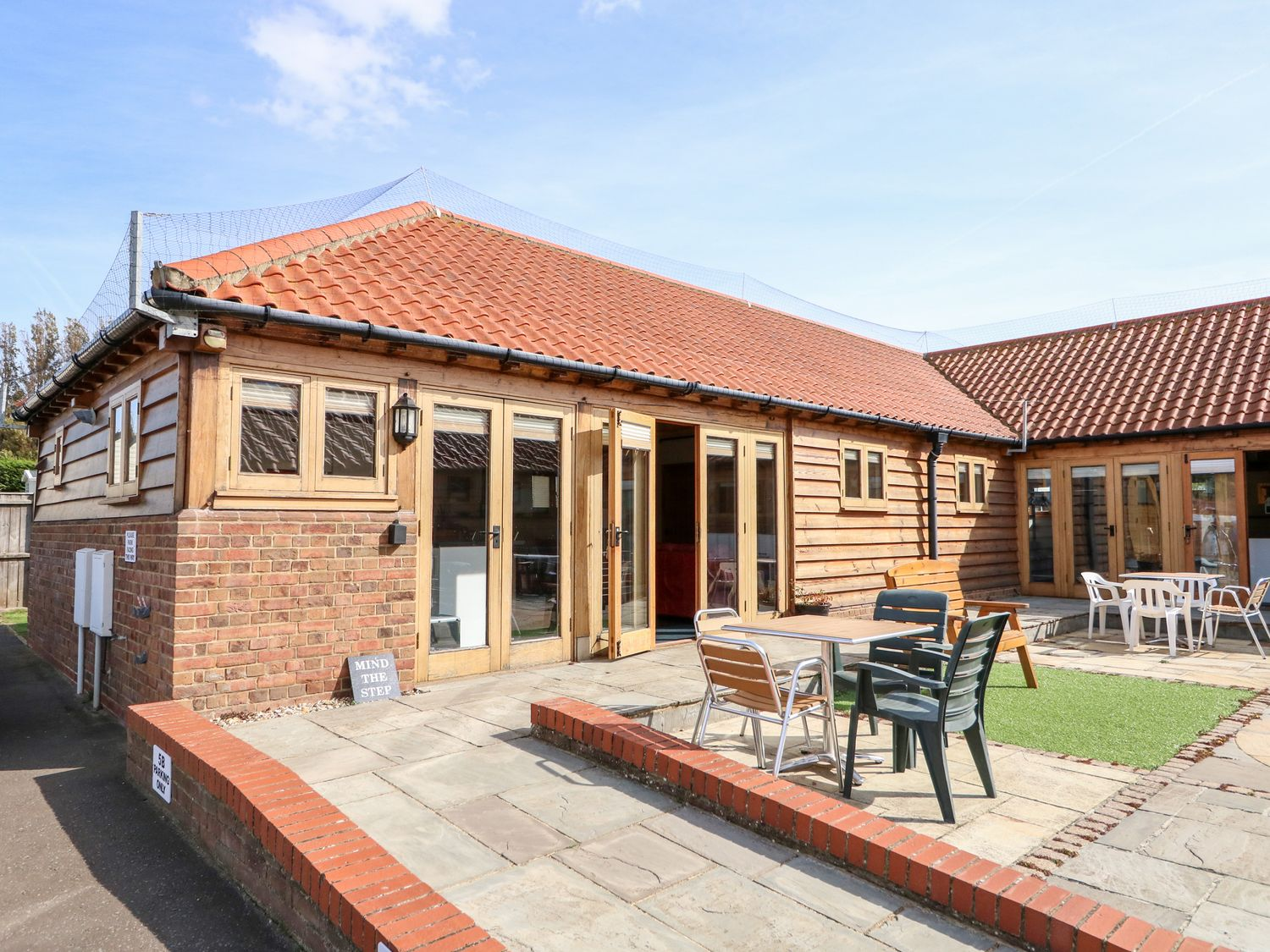 Hideways Self Catering Cottage in Hunstanton, Norfolk