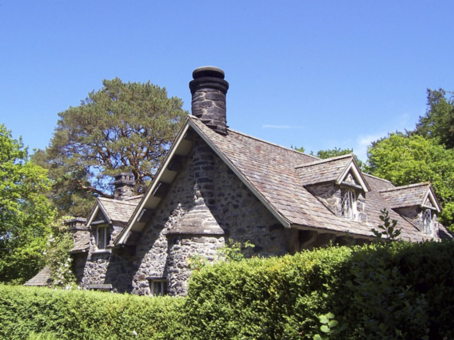 Nant Cottage - North Wales - 645 - photo 1