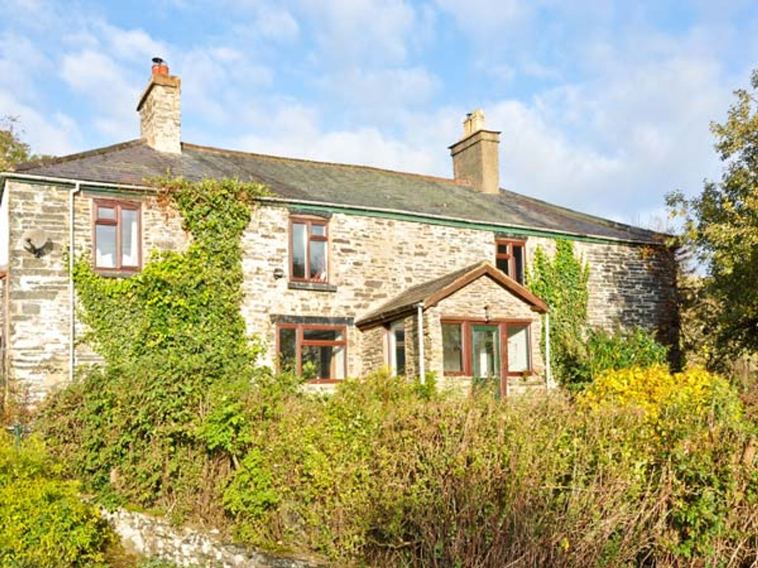 Hendre Aled Farmhouse - North Wales - 6482 - photo 1