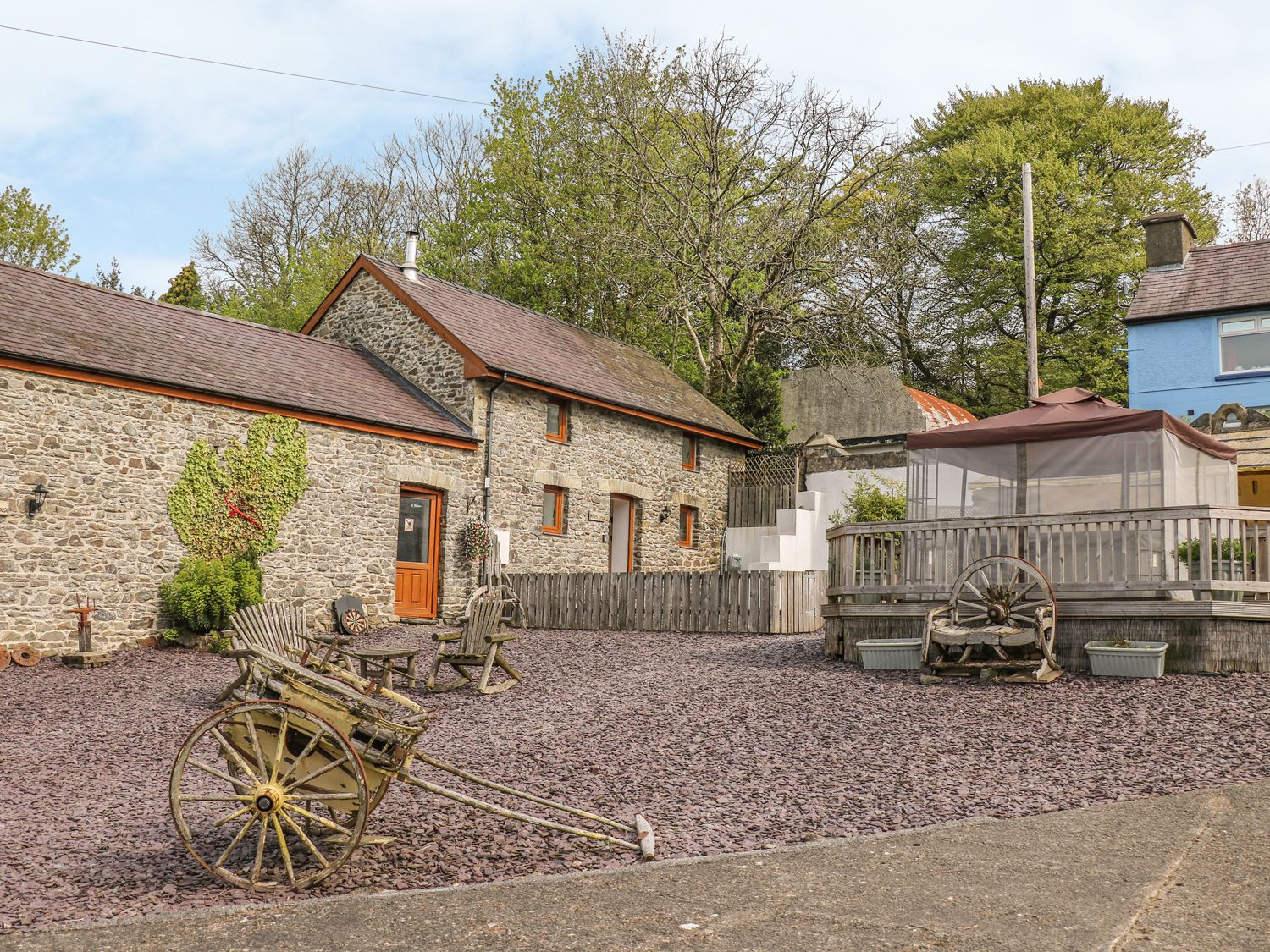 Miller's Cottage - South Wales - 7264 - photo 1