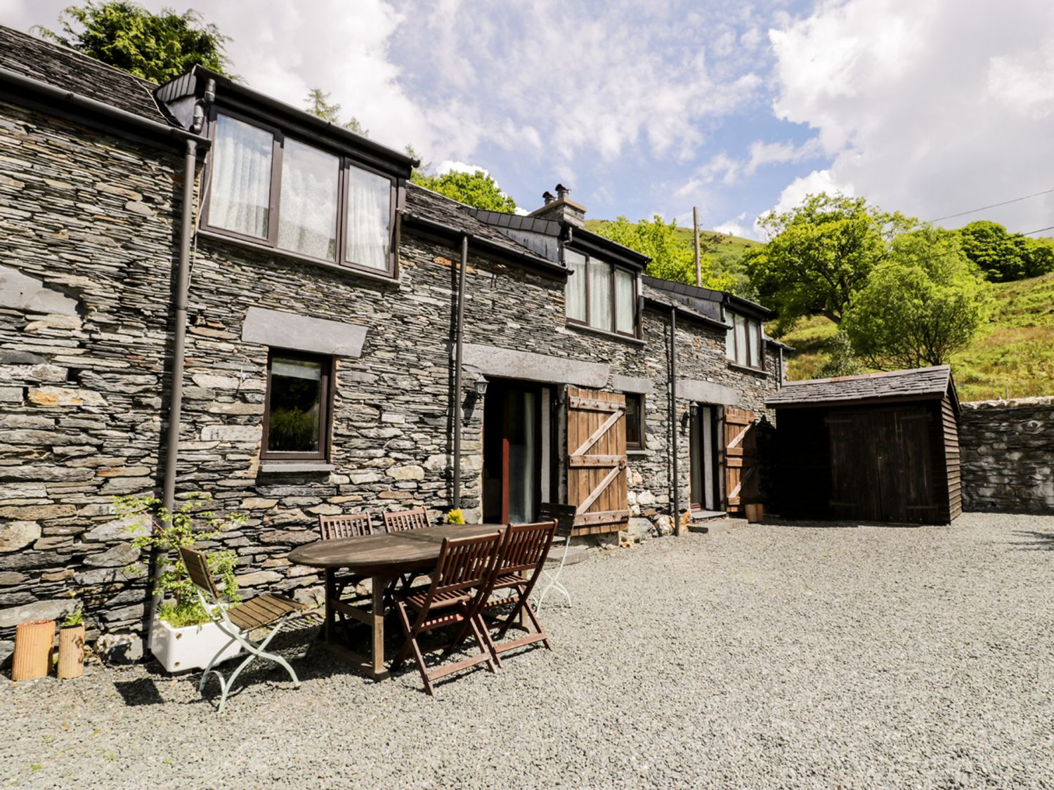 The Granary - North Wales - 7350 - photo 1