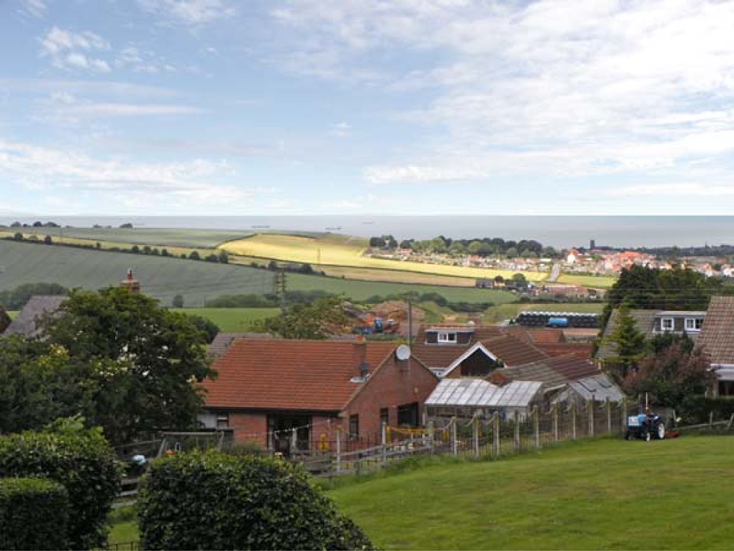 Cow Byre, North York Moors and Coast