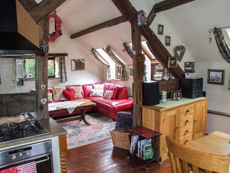 The Hop Barn, Cleobury Mortimer