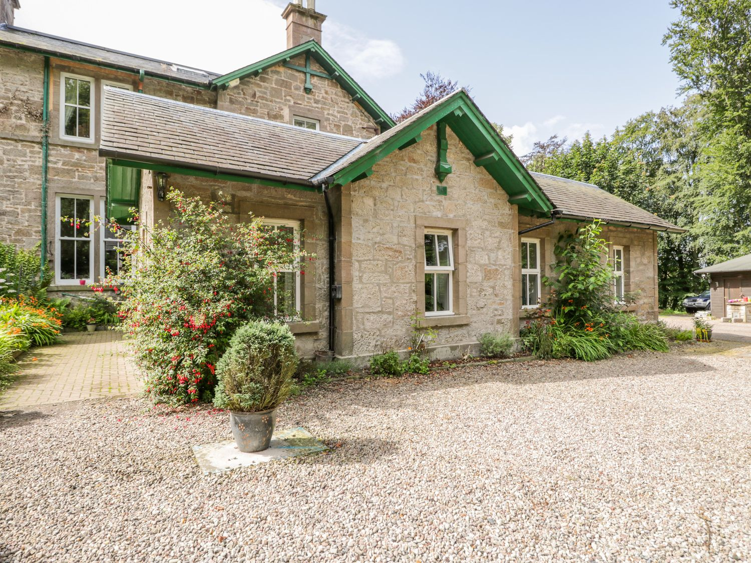 Courtyard Cottage - Scottish Lowlands - 7632 - photo 1