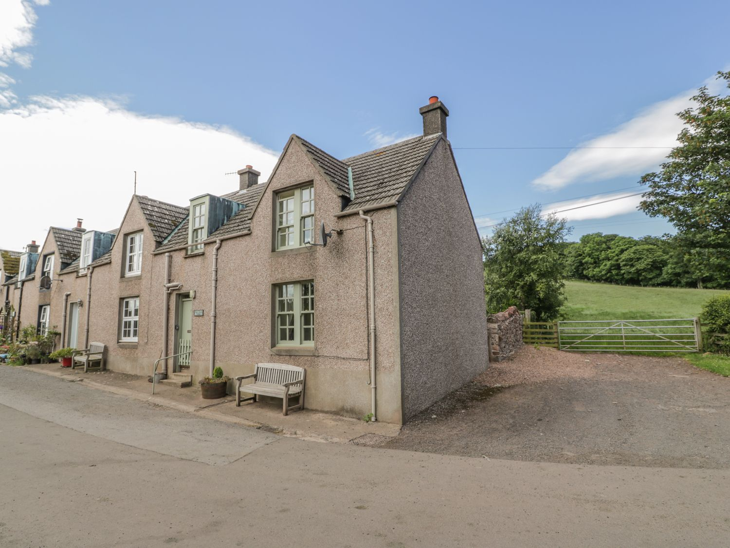 Near Bank Cottage - Scottish Lowlands - 801 - photo 1
