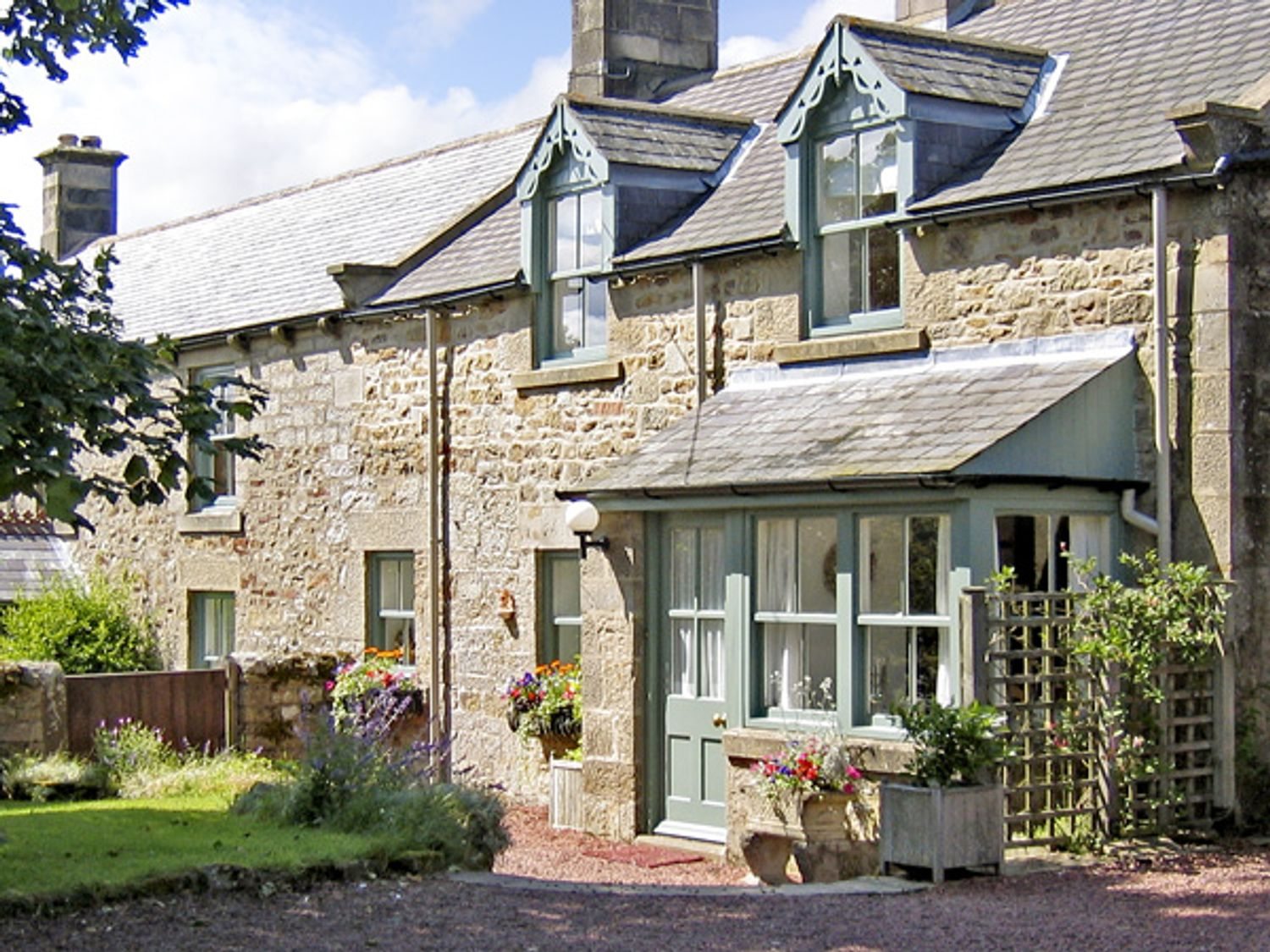 Northumberland Holiday Cottages: Townfoot Cottage, Elsdon nr. Otterburn | Sykes Cottages