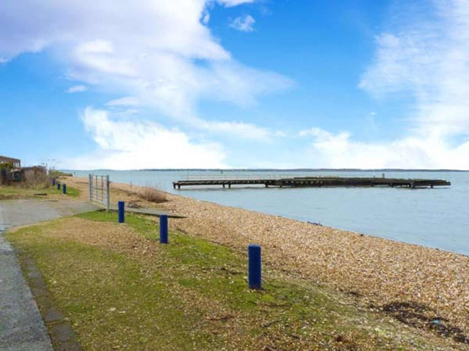 North West Sea View No. 3, Isle of Wight