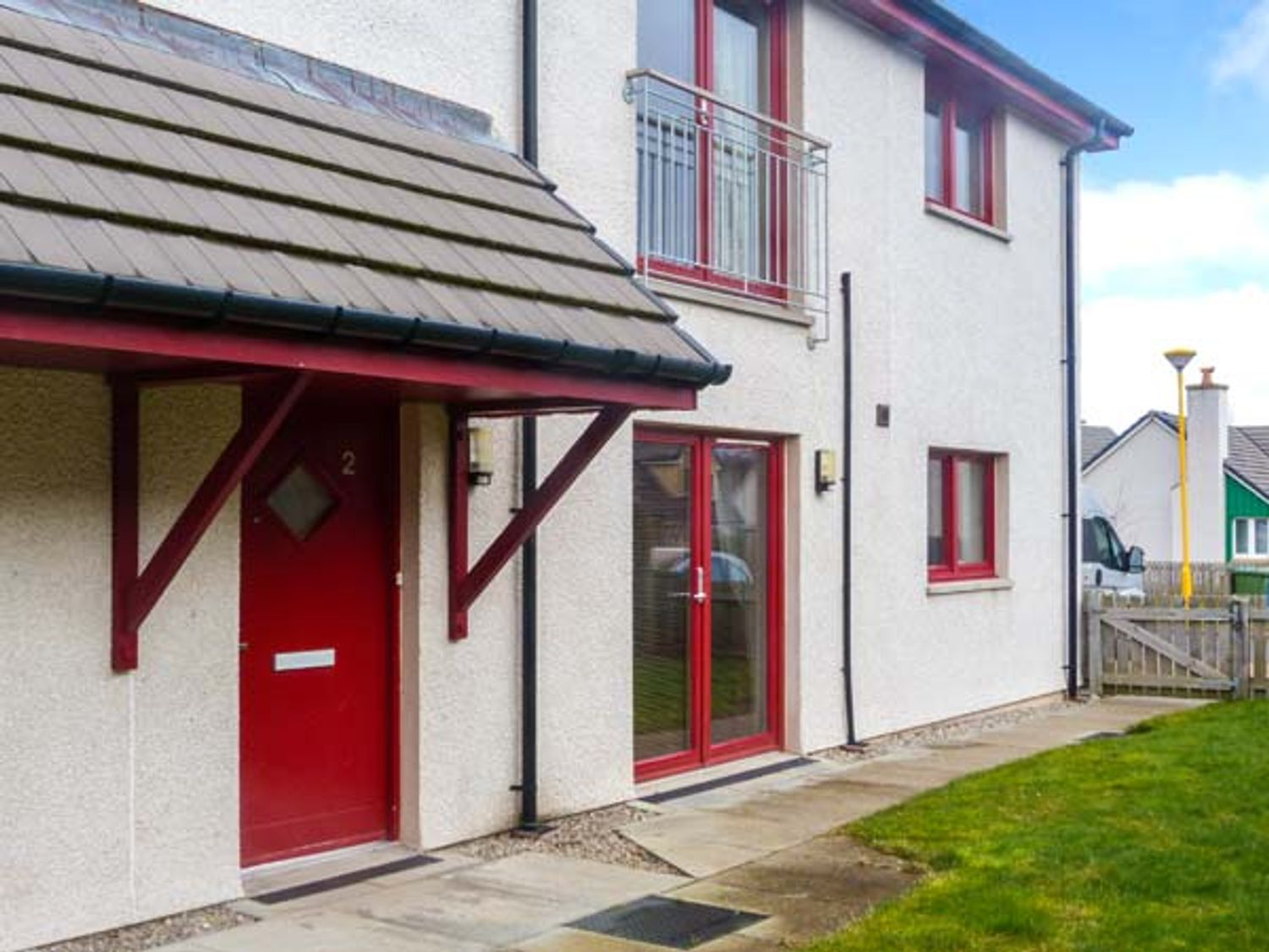 Hill View Apartment - Scottish Highlands - 906247 - photo 1