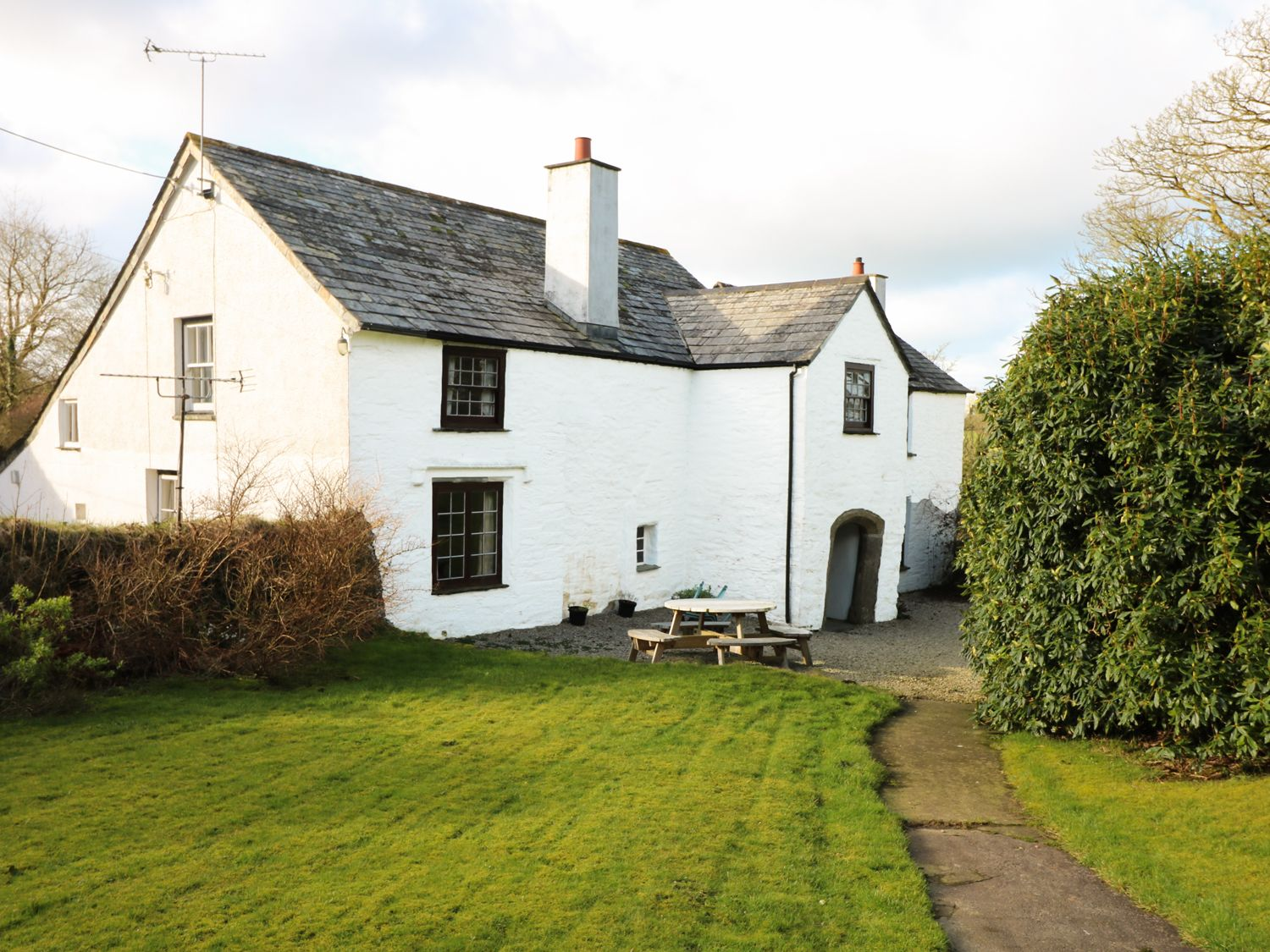 Westroose Farm House - Cornwall - 912075 - photo 1