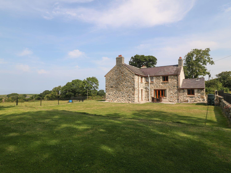 Y Berth Ddu Farmhouse - North Wales - 913218 - photo 1