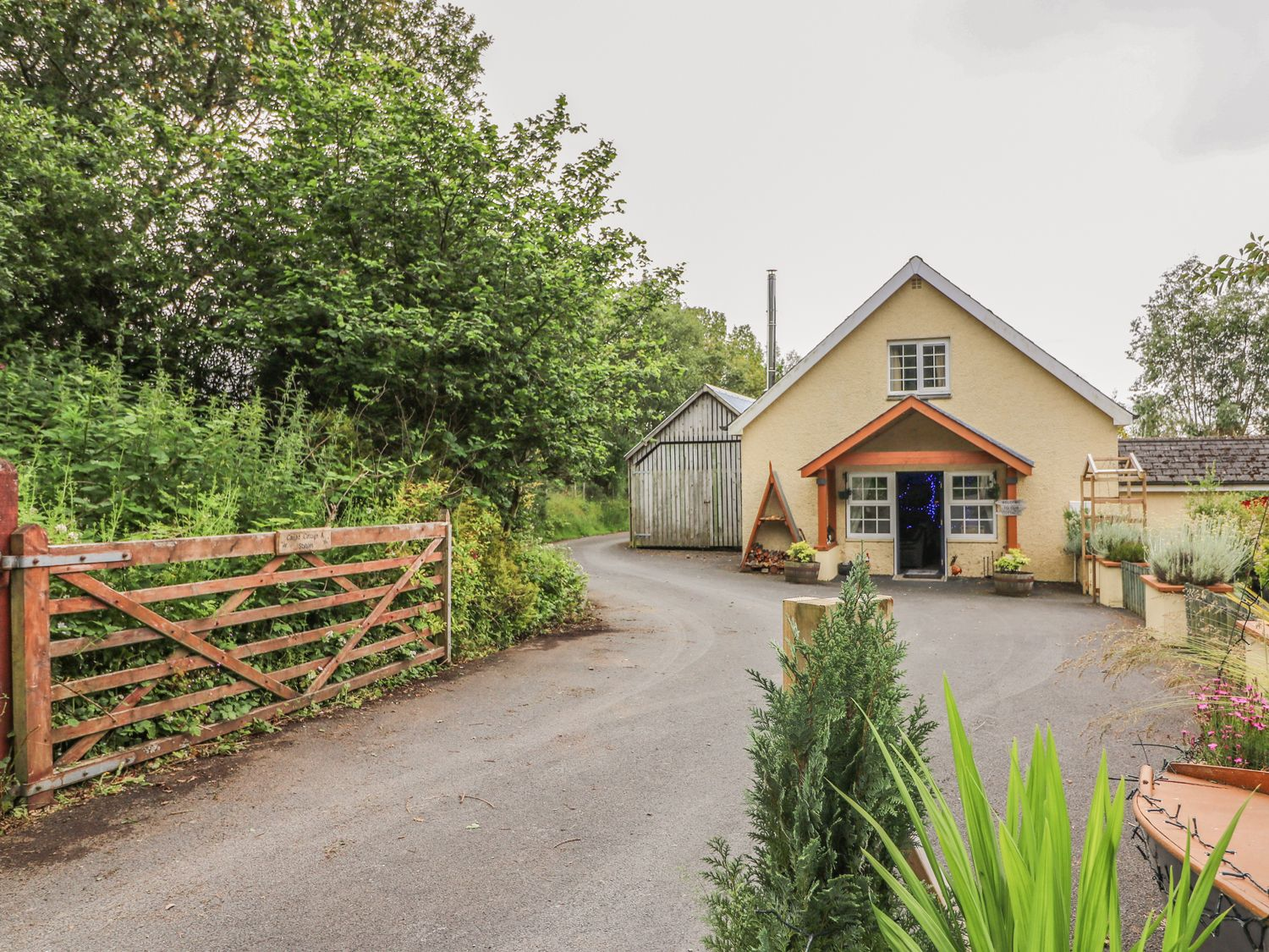 Cariad Cottage - South Wales - 914947 - photo 1