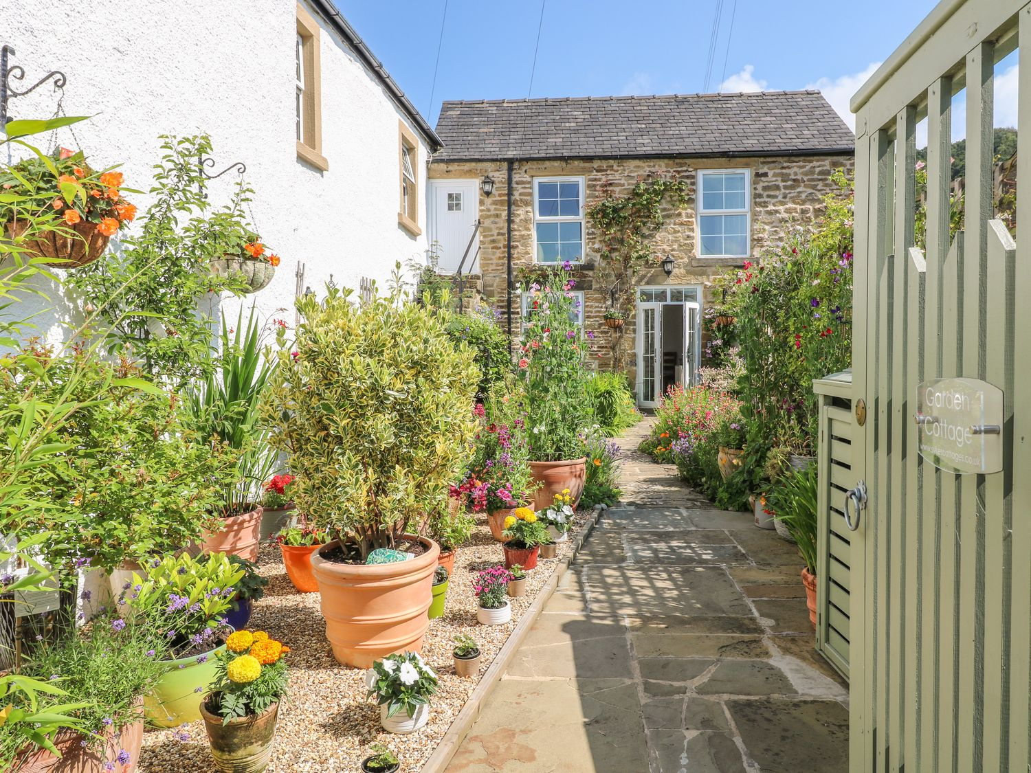 Garden Cottage - Peak District - 916039 - photo 1