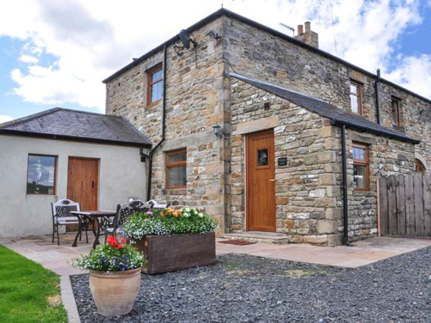 The Barn Cottage - Northumberland - 916544 - photo 1