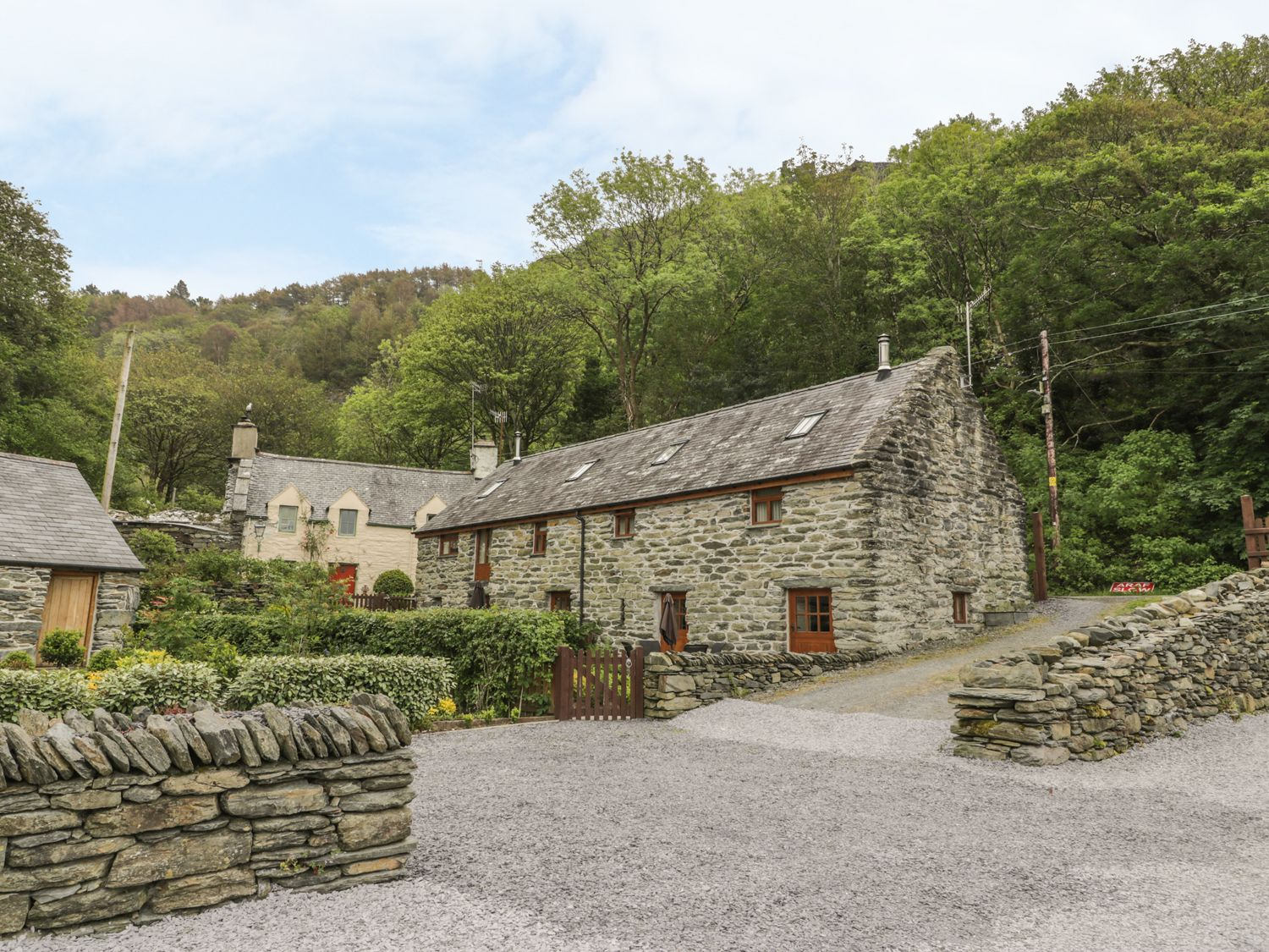 Hendoll Cottage 2 - North Wales - 916896 - photo 1