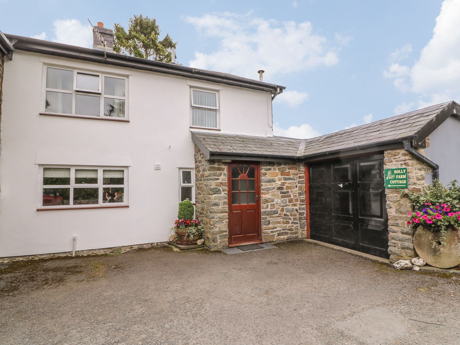 Holly Farm Cottage - Mid Wales - 917219 - photo 1