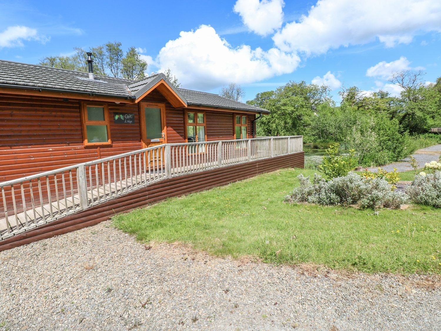 Oak Lodge - South Wales - 917601 - photo 1