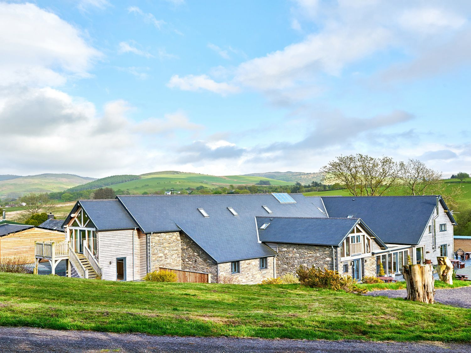 Tynrhyd Barn - Mid Wales - 920656 - photo 1