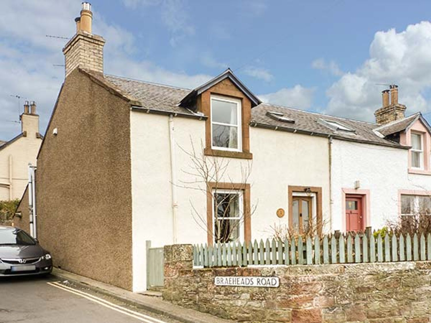 1 Blinkbonny Cottages - Scottish Lowlands - 922709 - photo 1