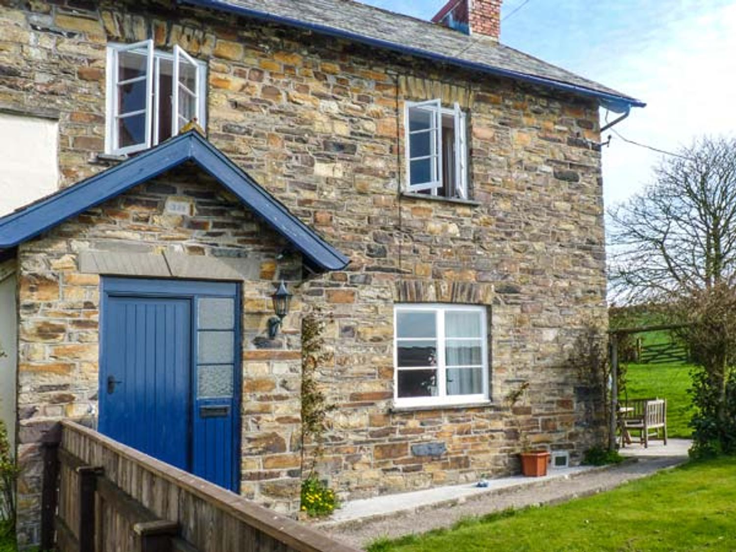 Buckinghams Leary Farm Cottage - Devon - 922930 - photo 1