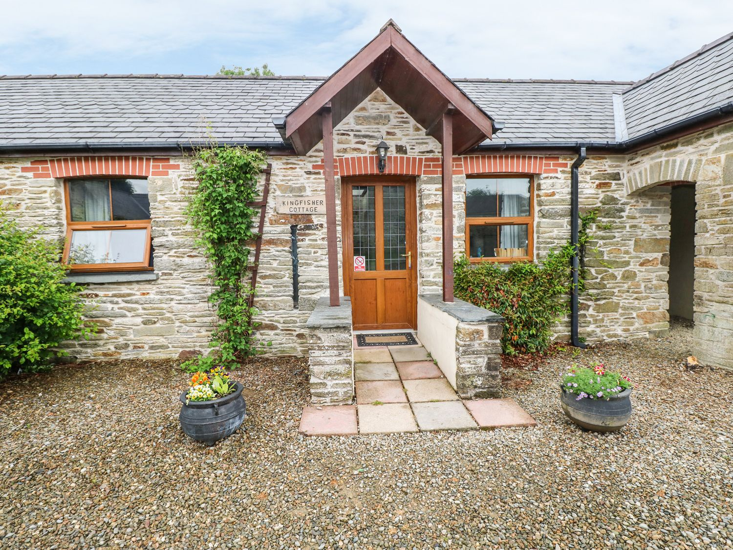 Kingfisher Cottage - South Wales - 924587 - photo 1