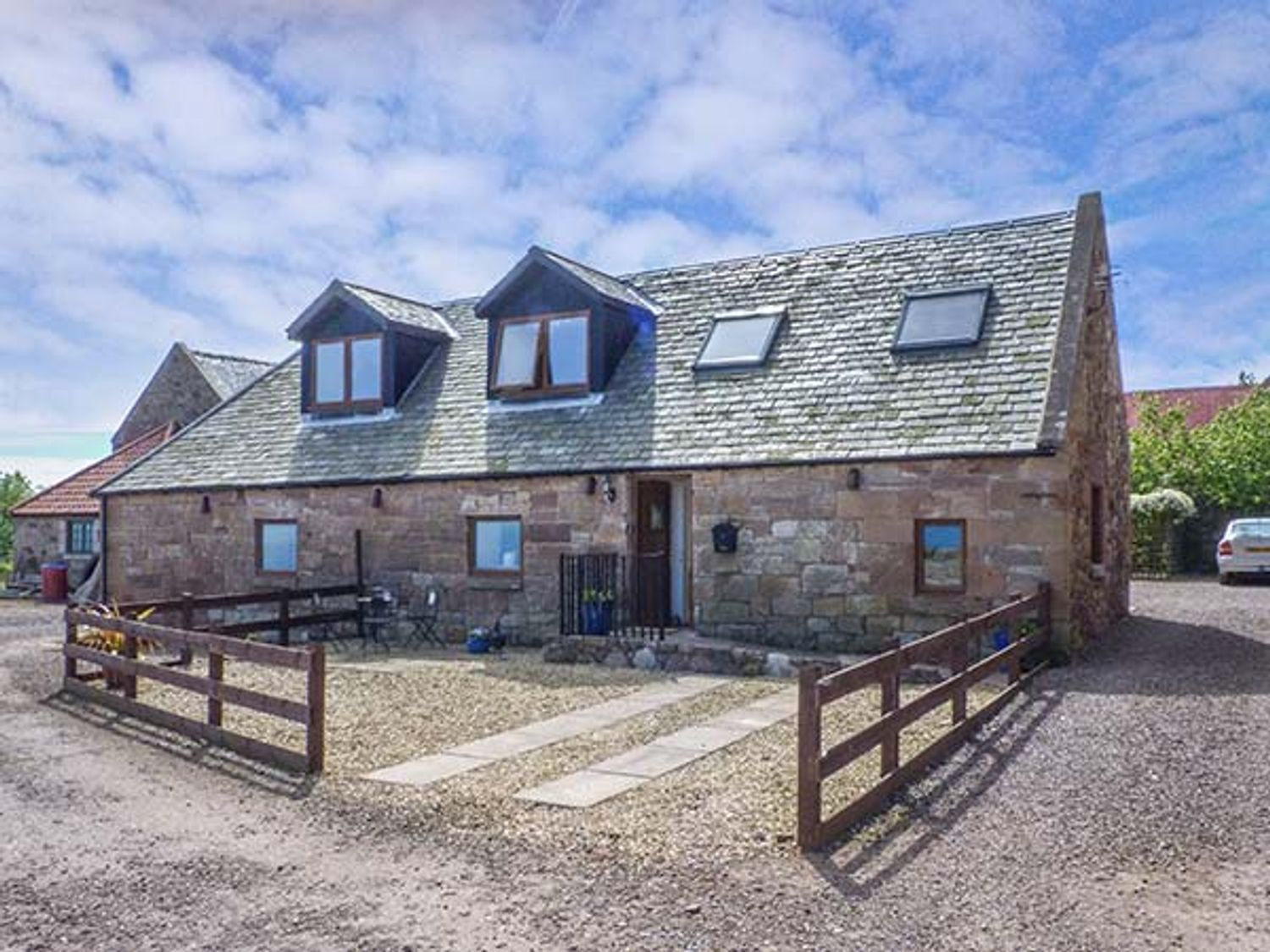 Bridle Cottage - Scottish Lowlands - 925000 - photo 1